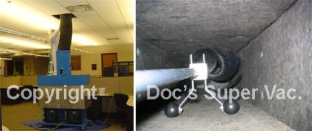 Doc S Super Vac Air Duct Cleaning Fort Collins
